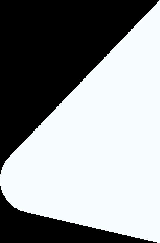 Triangle background shape