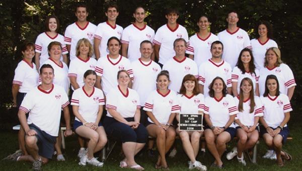 Staff counselors group photo
